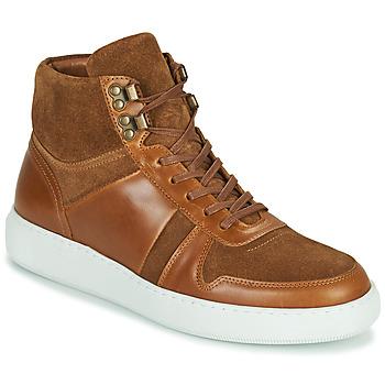 Pantofi Bărbați Pantofi sport stil gheata Pellet ODIN Maro