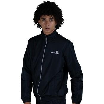 Îmbracaminte Bărbați Bluze îmbrăcăminte sport  Sergio Tacchini Veste  Carson 021 black/white