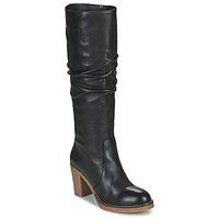 Pantofi Femei Cizme casual Fericelli PISTIL Negru