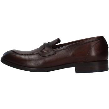 Pantofi Bărbați Mocasini Re Blu' 7766 BROWN