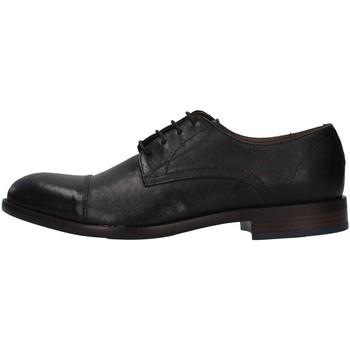 Pantofi Bărbați Pantofi Derby Re Blu' 7760 BLACK