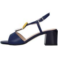 Pantofi Femei Sandale  Melluso K35139 BLUE