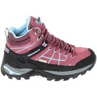 Pantofi Femei Drumetie și trekking Elementerre Sonora Framboise Ciel roz