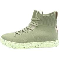 Pantofi Pantofi sport stil gheata Converse Chuck Taylor All Star Crater Knit Bej