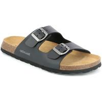 Pantofi Bărbați Papuci de vară Grunland CB3013 Negru