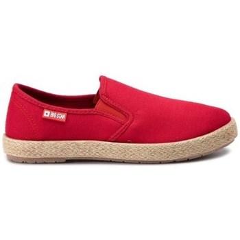 Pantofi Femei Espadrile Big Star 274017 Roșii