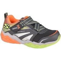 Pantofi Copii Pantofi sport Casual Skechers Rapid Flash 20SOLUXE Grafit