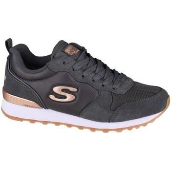 Pantofi Fete Pantofi sport Casual Skechers OG 85 Goldn Girl Grafit