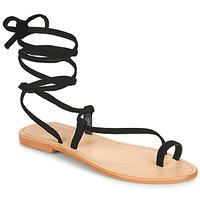 Pantofi Femei Sandale  Jonak WALT Negru