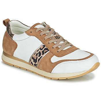 Pantofi Femei Pantofi sport Casual Betty London PERMINE Alb
