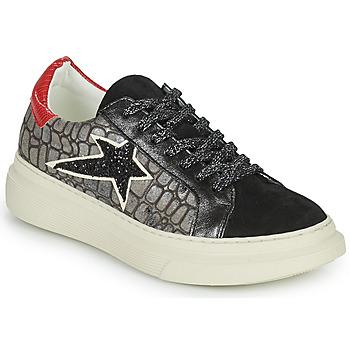 Pantofi Femei Pantofi sport Casual Betty London PORMINE Negru