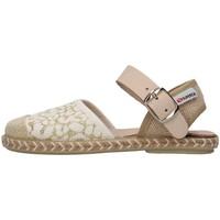 Pantofi Fete Sandale  Superga S07S775 GOLD