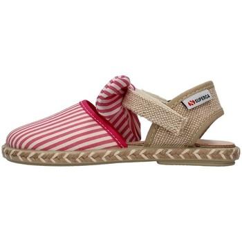 Pantofi Fete Sandale  Superga S07R940 FUCHSIA