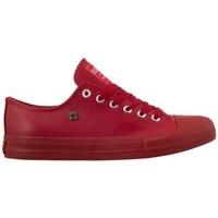 Pantofi Bărbați Pantofi sport Casual Big Star V174348 Roșii