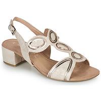 Pantofi Femei Sandale  Marco Tozzi ANTHINEA Roz