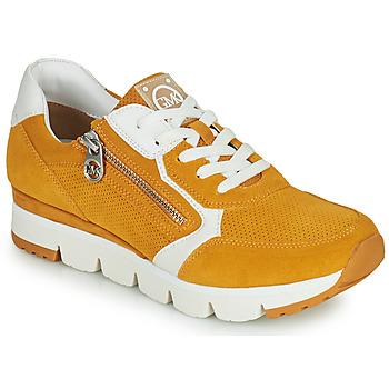 Pantofi Femei Pantofi sport Casual Marco Tozzi NERIANA Galben