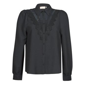 Îmbracaminte Femei Cămăși și Bluze Moony Mood ABBECOURS Negru