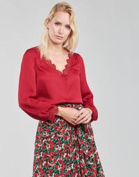 Îmbracaminte Femei Topuri și Bluze Moony Mood ABITAIN Roșu