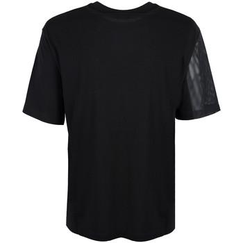 Îmbracaminte Bărbați Tricouri mânecă scurtă Bikkembergs  Negru