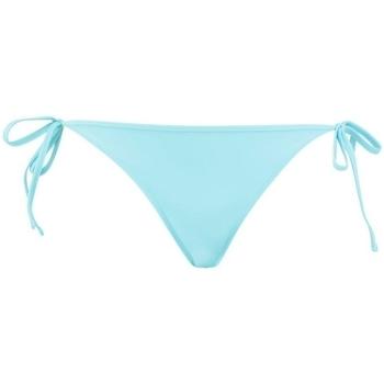 Îmbracaminte Femei Costume de baie separabile  Puma Swim Side Tie Albastru