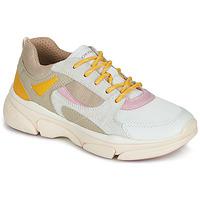 Pantofi Fete Pantofi sport Casual Geox J LUNARE GIRL Bej