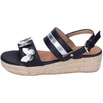 Pantofi Fete Sandale  Solo Soprani BH183 albastru