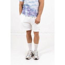 Îmbracaminte Bărbați Pantaloni scurti și Bermuda Sixth June Short  signature velvet logo blanc