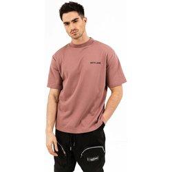 Îmbracaminte Bărbați Tricouri mânecă scurtă Sixth June T-shirt  essential rose