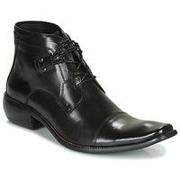 Pantofi Bărbați Ghete Kdopa CALI Negru