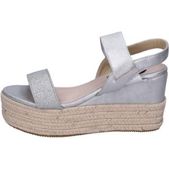 Pantofi Femei Sandale  Energy BH199 Argint