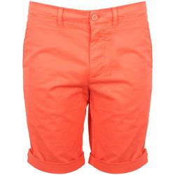 Îmbracaminte Bărbați Pantaloni scurti și Bermuda Bikkembergs  portocaliu