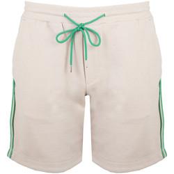 Îmbracaminte Bărbați Pantaloni scurti și Bermuda Bikkembergs  Bej