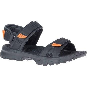 Pantofi Bărbați Sandale  Merrell Cedrus Convert 3 Negre