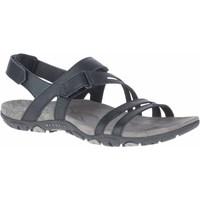 Pantofi Femei Sandale  Merrell Sandspur Rose Convert Negre