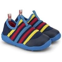 Pantofi Băieți Botoșei bebelusi Bibi Shoes Pantofi Baieti Bibi FisioFlex 4.0 Azul Bleumarin