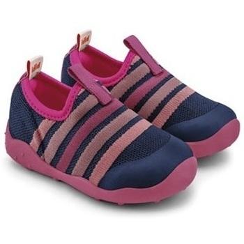 Pantofi Fete Botoșei bebelusi Bibi Shoes Pantofi Fete Bibi FisioFlex 4.0 Azul Bleumarin