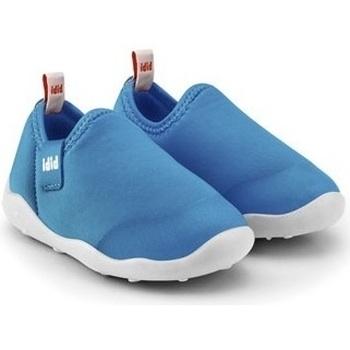 Pantofi Băieți Pantofi Slip on Bibi Shoes Pantofi Baieti Bibi FisioFlex 4.0 Aqua Albastru