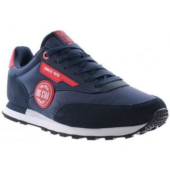 Pantofi Bărbați Pantofi sport Casual Big Star HH174252 Albastru marim