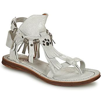 Pantofi Femei Sandale  Airstep / A.S.98 RAMOS Alb / Iris