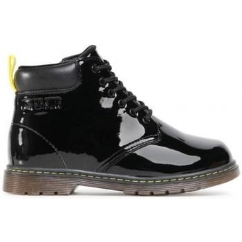 Pantofi Copii Ghete Big Star GG374075 Negre