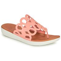 Pantofi Femei  Flip-Flops FitFlop ELODIE Roz