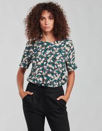 Îmbracaminte Femei Topuri și Bluze Vero Moda VMRILLO Verde