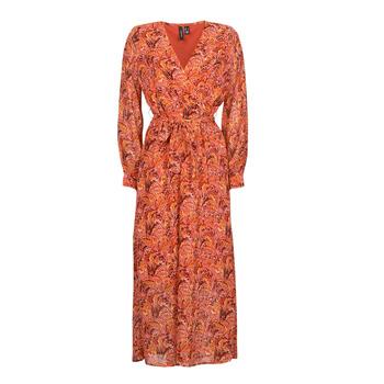 Îmbracaminte Femei Rochii lungi Vero Moda VMFLOW Roșu