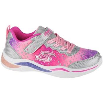 Pantofi Fete Pantofi sport Casual Skechers Power Petalspainted Daisy Roz
