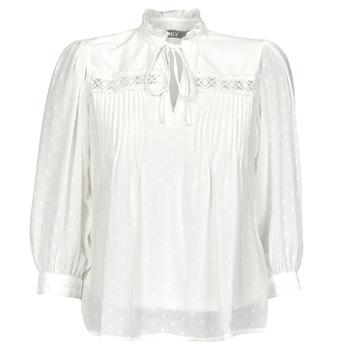 Îmbracaminte Femei Topuri și Bluze Only ONLMADONNA Alb