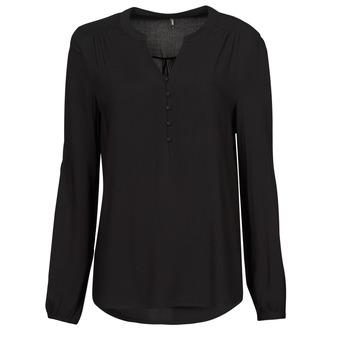 Îmbracaminte Femei Topuri și Bluze Only ONLNEW EDDIE Negru
