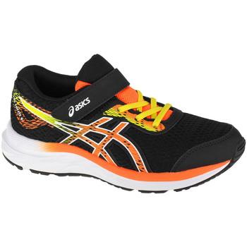 Pantofi Copii Trail și running Asics Pre Excite 6 PS Noir
