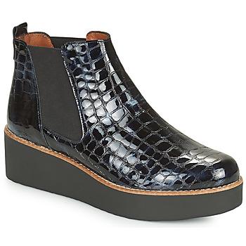 Pantofi Femei Ghete Fericelli LORNA Albastru