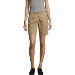 Îmbracaminte Femei Pantaloni scurti și Bermuda Sols Jasper women shorts bermudas Beige