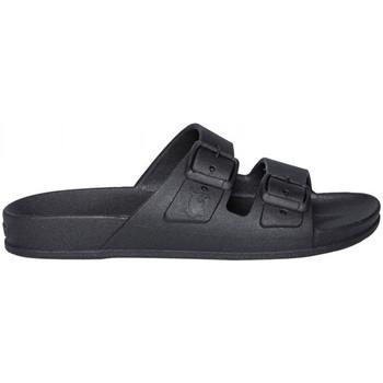 Pantofi Bărbați Papuci de vară Cacatoès Rio de janeiro Negru